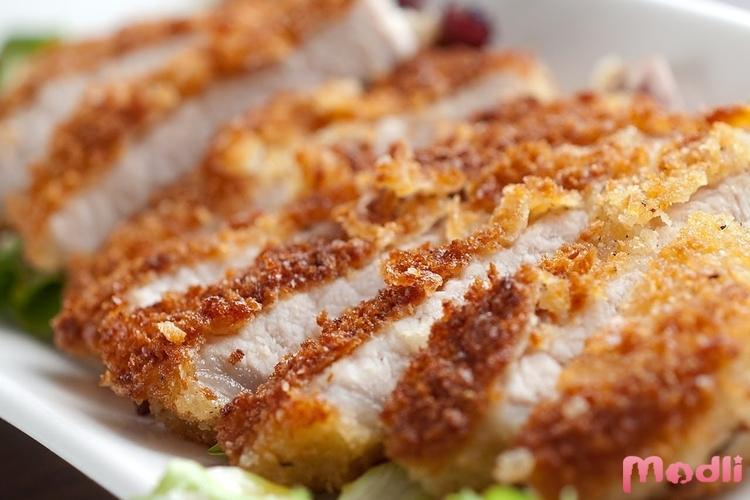 отбивная из свинины на сковороде рецепт с фото в кляре